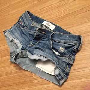 Hollister Summer Jean Shorts